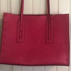 Gianni Bini hot pink  tote
